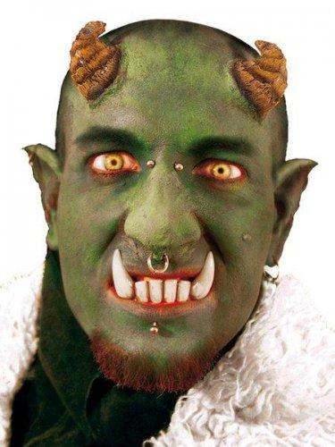 accesorio dientes troll