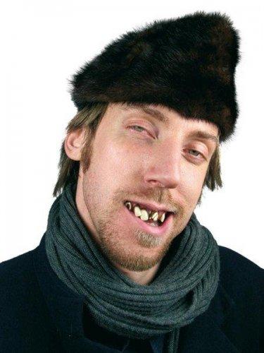 accesorio dientes vagabundo