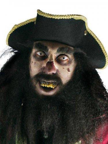 accesorio dientes zombie