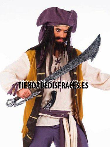 accesorio espada pirata