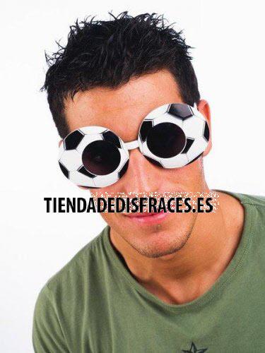 accesorio gafas futbol