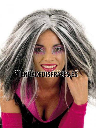 accesorio peluca bruja