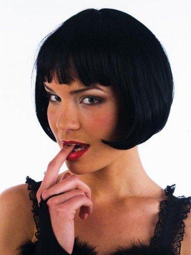 accesorio peluca charleston