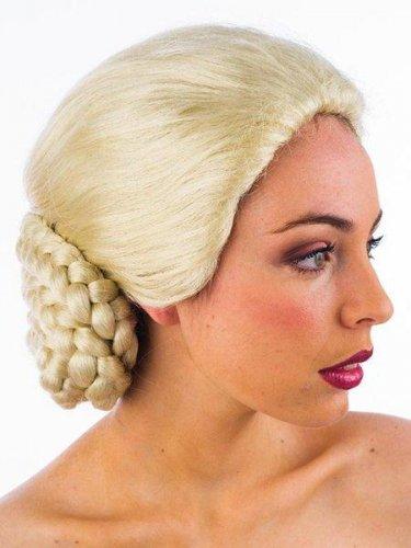 accesorio peluca dama goyesca