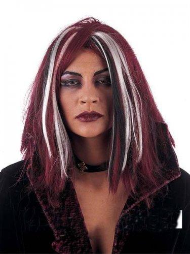 accesorio peluca diablesa Talla única