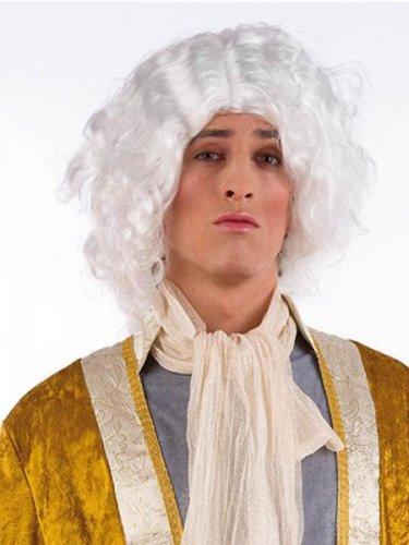 accesorio peluca epoca eduard