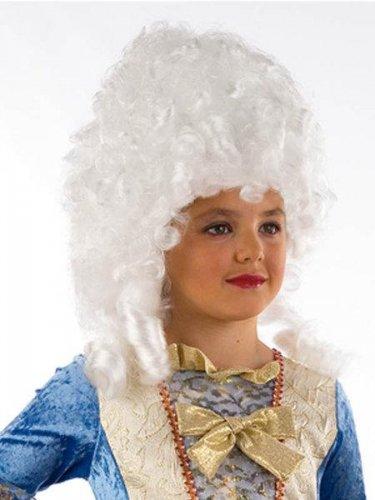 accesorio peluca epoca infantil