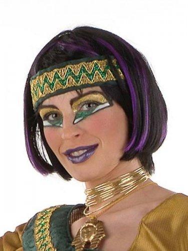 accesorio peluca media melena