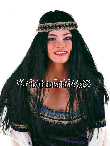 accesorio peluca princesa de los elfos