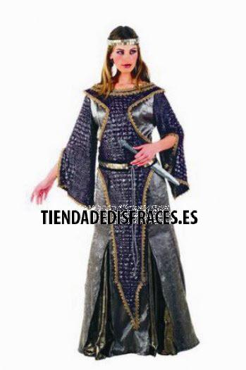 Disfraz de Guerrera Morrigan deluxe 89 €