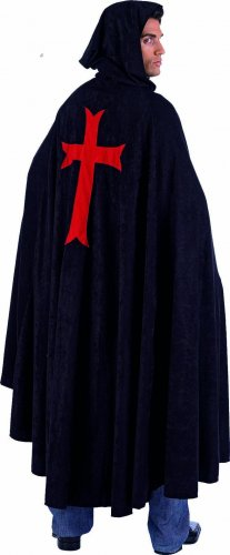 capa inquisicion Talla XL