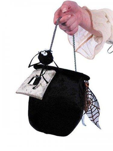 cesta caldero negro