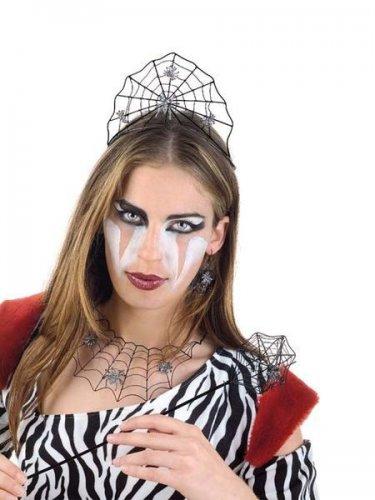 collar/pendientes mujer araña