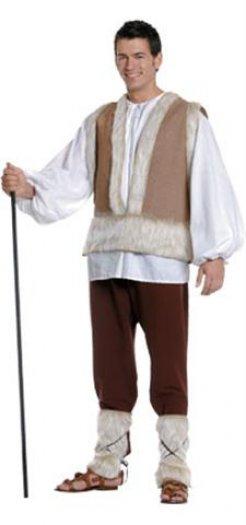 Disfraz de Pastor adulto especial