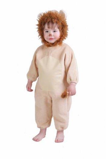 Disfraz de León 18 meses
