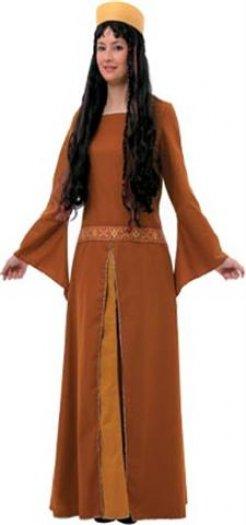 Disfraz medieval de chica 21 €