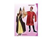 Disfraz de Reina Medieval adulta