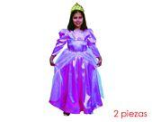comprar Disfraz de princesa ni�as talla 3 (7-9 a�os)