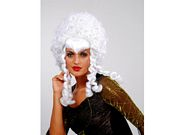comprar Pv peluca marquesa blanca