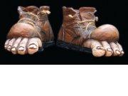 comprar Accesorio botas con pie por fuera latex