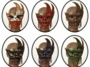 comprar máscara veneciana fantasía 16x20,5 cm