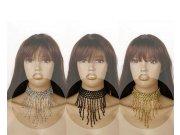 comprar Collar 3 colores  25x18 cm