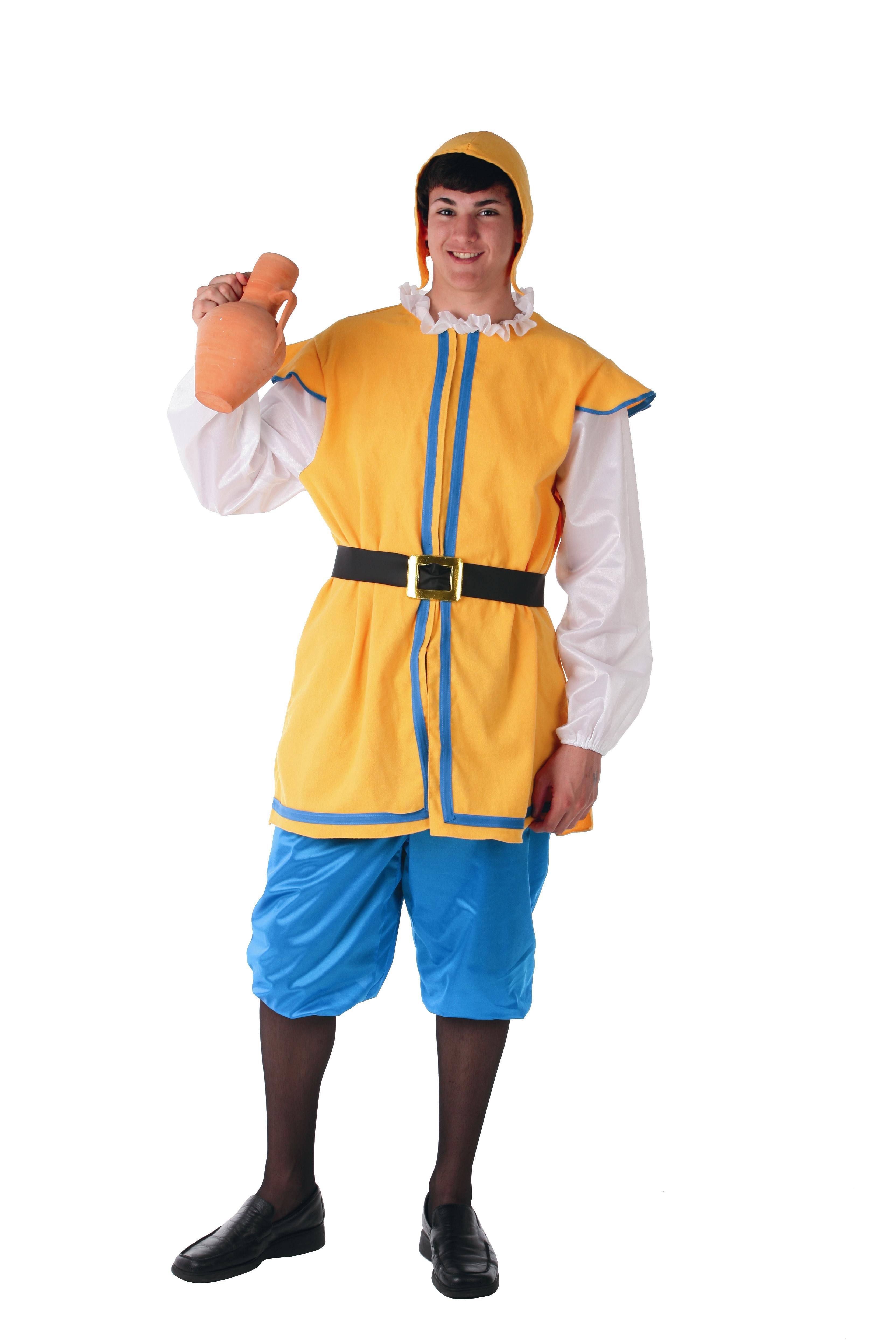 Disfraz adulto de Mesonero