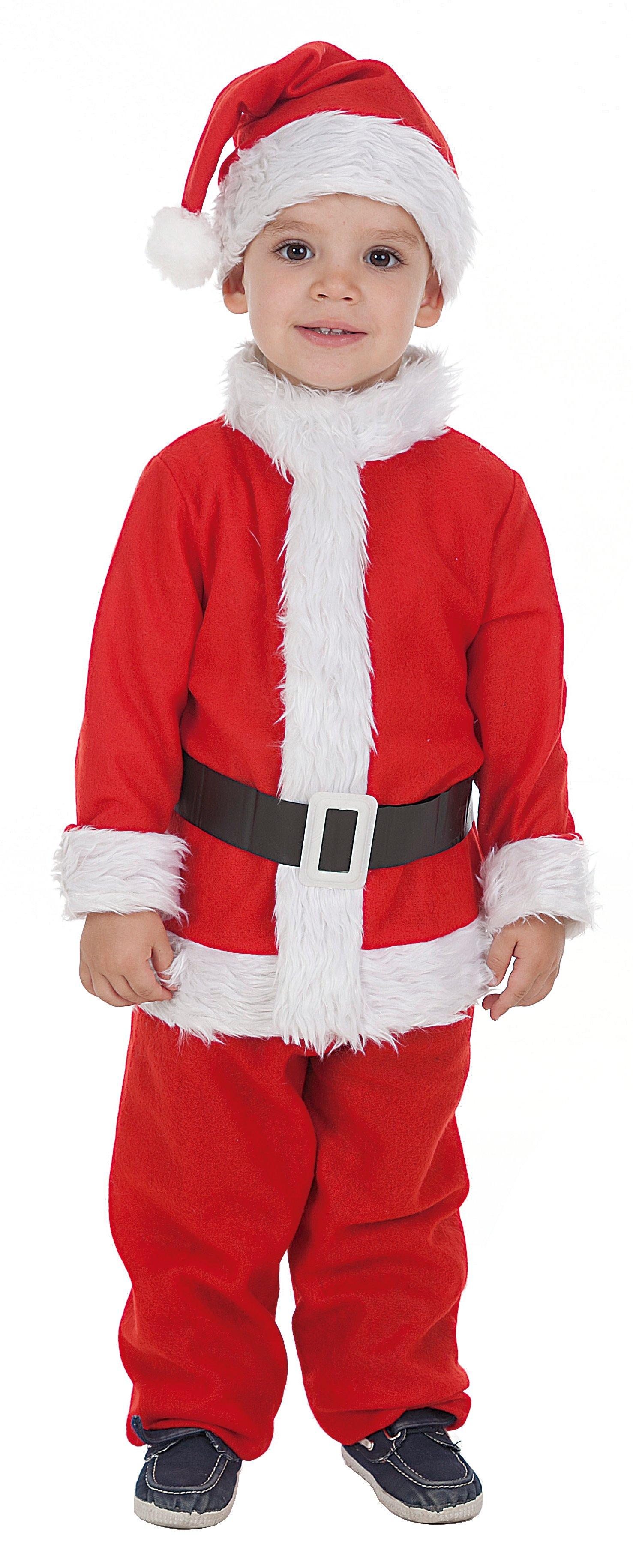 Disfraces de papa noel y navidad - Disfraz papa noel nino ...