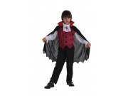 comprar Disfraz de Vampiro Fantasmitas infantil talla M (7 a 10 años)