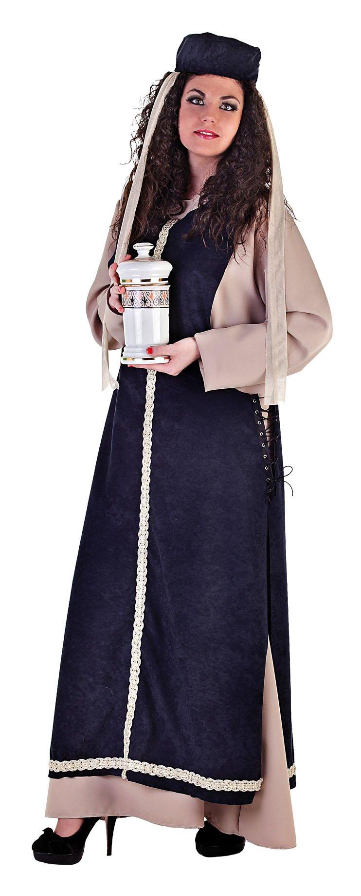 Disfraz de boticaria mujer