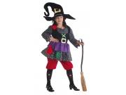 comprar Disfraz de bruja colorines talla 2 (5-7 años)