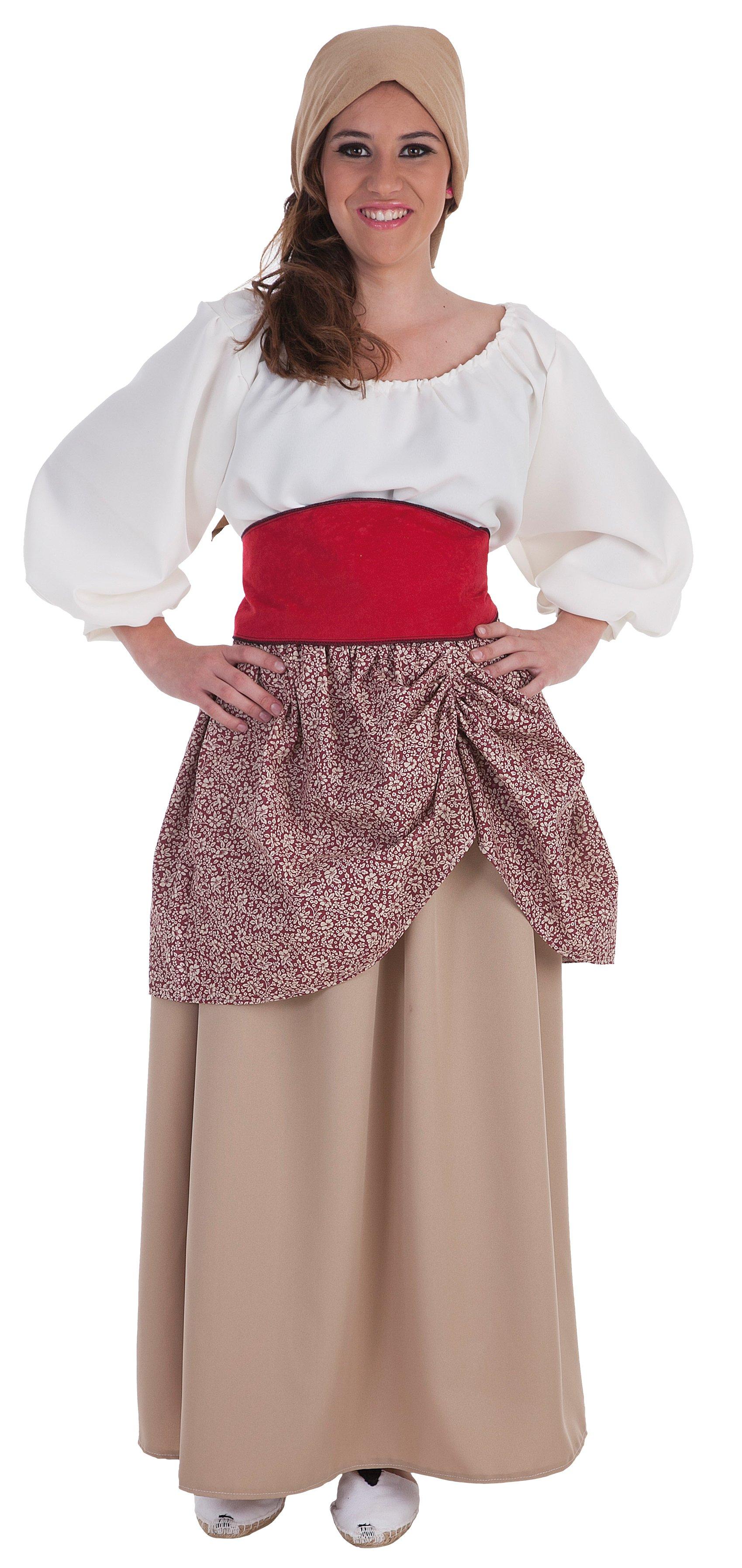 Disfraz de campesina Mari adulto
