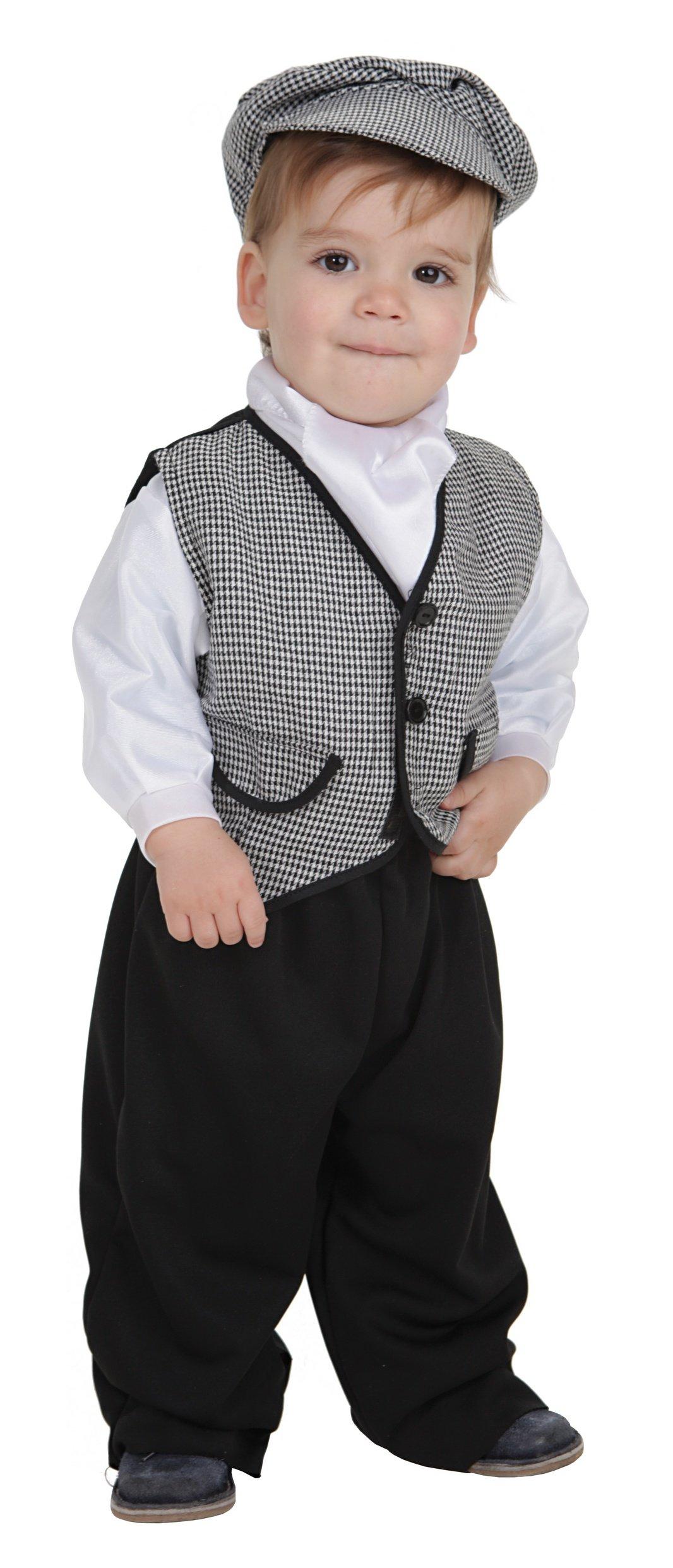 comprar Disfraz de chulapo coral xs (de 1 a 2 años)