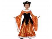 Disfraz de dama medieval Talla 1 (3 – 4 años)