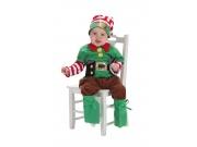 comprar Disfraz de elfo bebé 18 meses