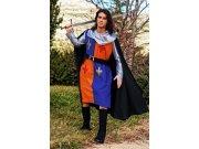 Disfraz de guerrero medieval lys Talla L