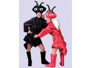 comprar Disfraz de hormiga negra adulto talla 50