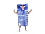 comprar Disfraz de caja de preservativos