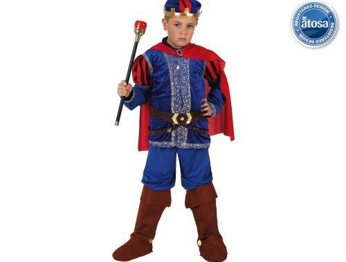 Disfraces de Princesas, Príncipes y Reyes Niños