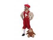 comprar Disfraz de pastor alpino infantil talla 2 (5-7 años)