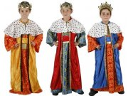 comprar Disfraz de rey mago ni�o 5-6 a�os