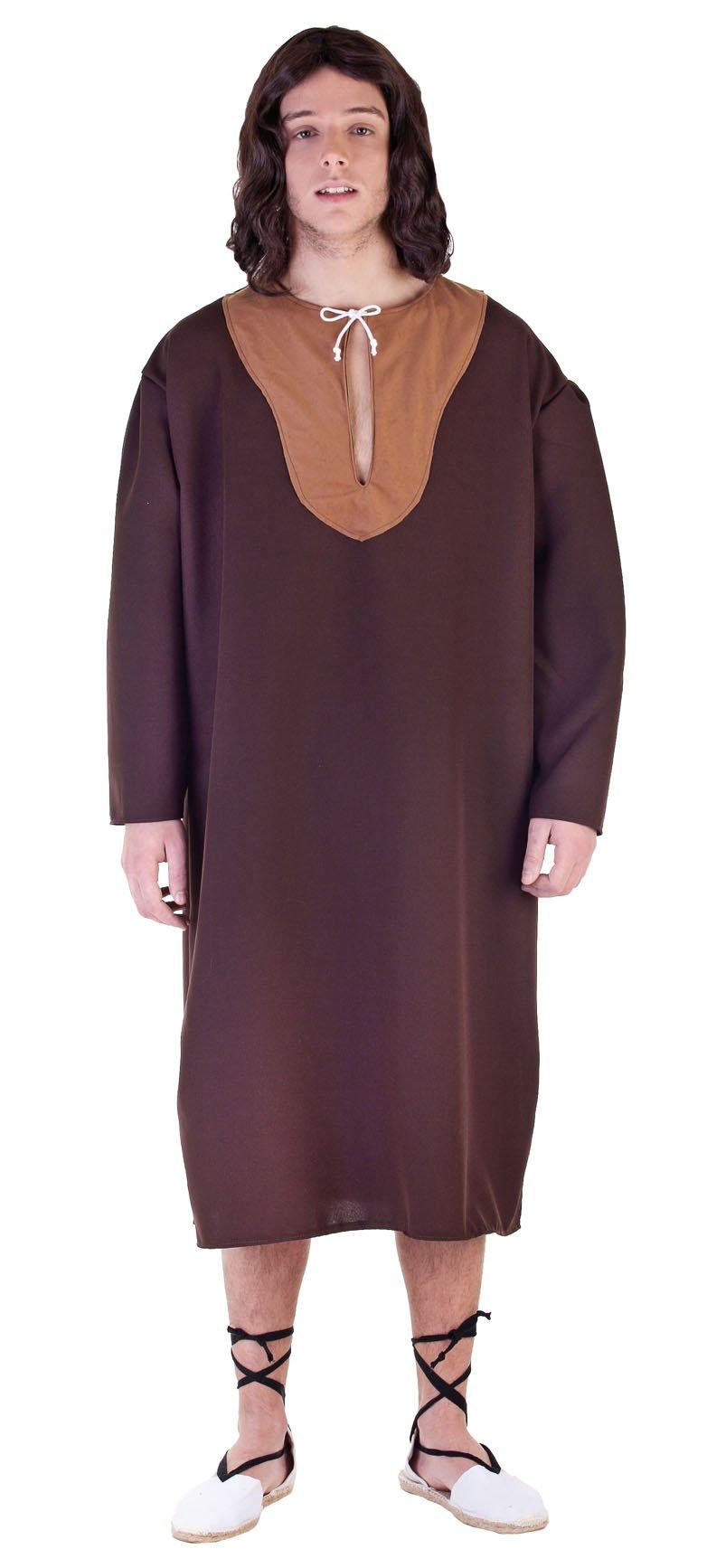 Disfraz de túnica medievo hombre