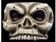 comprar Máscara de esqueleto media cara