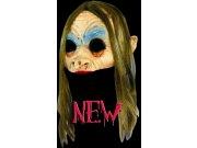 comprar Máscara media cara de bruja