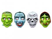 comprar Máscara pvc monstruos terror esqueleto y vampiro