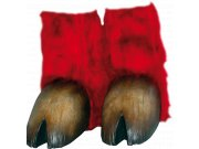 comprar Pezuñas de minotauro o tauren rojo