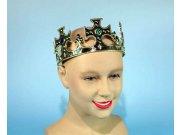 comprar Accesorio corona rey dorada