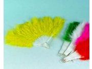 comprar Abanicos de plumas 28 cm