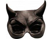 comprar Máscara diablo negra