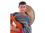 comprar accesorio poncho mexicano Talla única